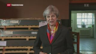 Video «Britische Konservative legen bei Kommunalwahl klar zu» abspielen