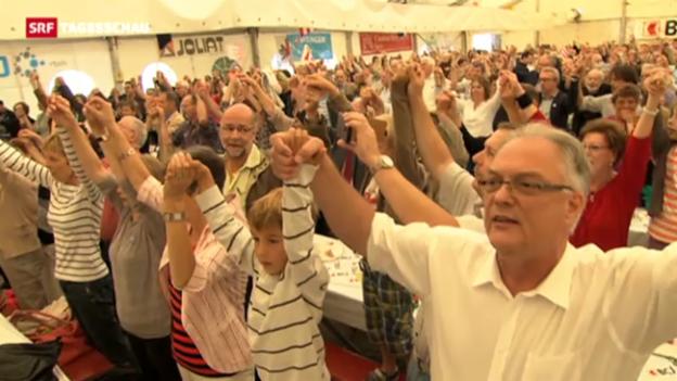 Video «Tagesschau vom 08.09.2013, 19:30» abspielen