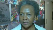 Video «Seine Enkelin erinnert sich an Mandelas Todestag (Originalton)» abspielen