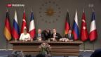 Video «Syrien-Gipfel» abspielen