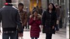 Video «Chinesen reisen individuell» abspielen