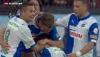 Video «Superleague: GC empfing FCB» abspielen