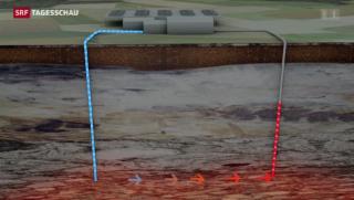 Video «Geothermie: Potential und Probleme» abspielen
