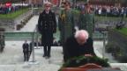 Video «Iren gedenken «Osteraufstand»» abspielen