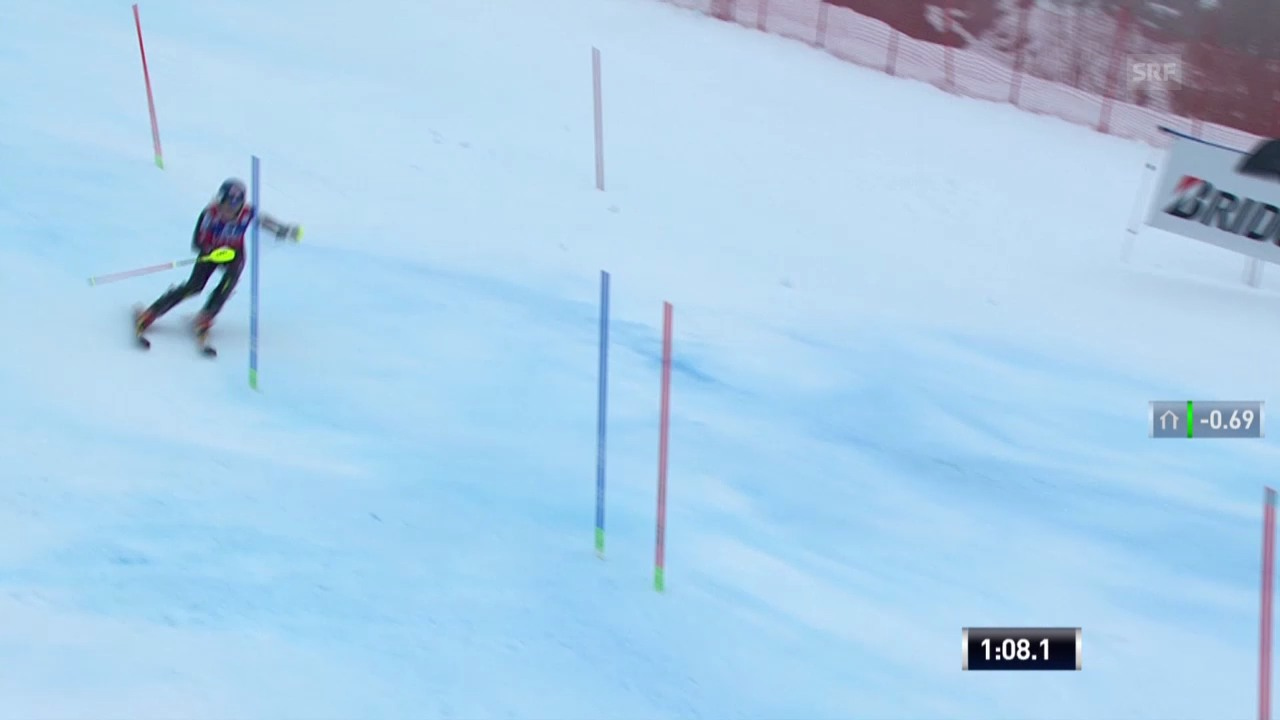 Ski: Weltcup, Slalom Frauen Lienz