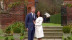 Video «Märchenhochzeit: So viel Schweiz steckt in Prinz Harrys Braut» abspielen