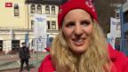 Video «Snowboard: Sightseeing mit Patrizia Kummer» abspielen