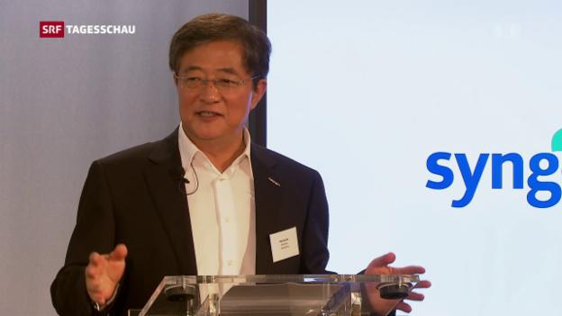 Video «Die Chinesen sind in Basel angekommen» abspielen