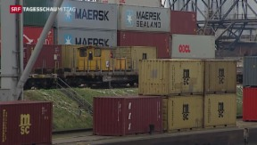 Video «Schweizer Exportindustrie floriert» abspielen
