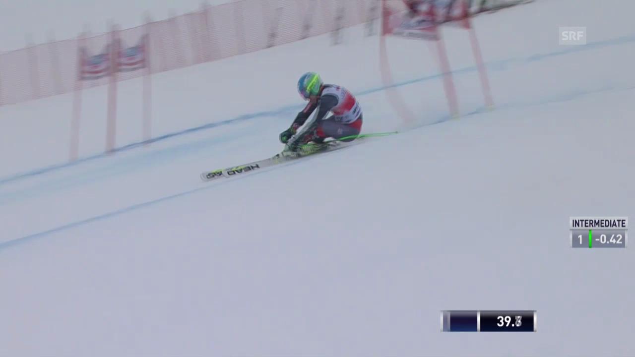 Ski: Riesenslalom St. Moritz («sportlive», 02.02.2014)