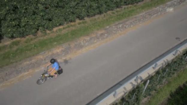 Video ««Töfflibuebe»: Aus der Luft (3)» abspielen