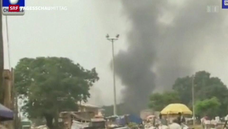Etliche Tote nach Doppelanschlag in Nigeria