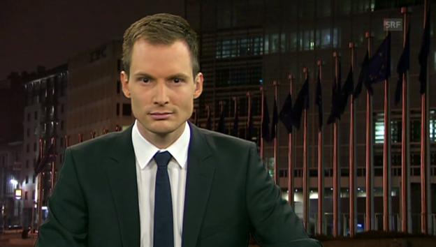 Video «SRF-Korrespondent: Milliardenhilfe mit Hintergedanken» abspielen