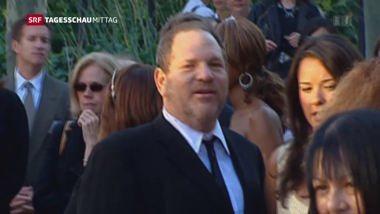 Hollywood-Stars prangern Harvey Weinstein an