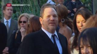 Video «Hollywood-Stars prangern Harvey Weinstein an» abspielen