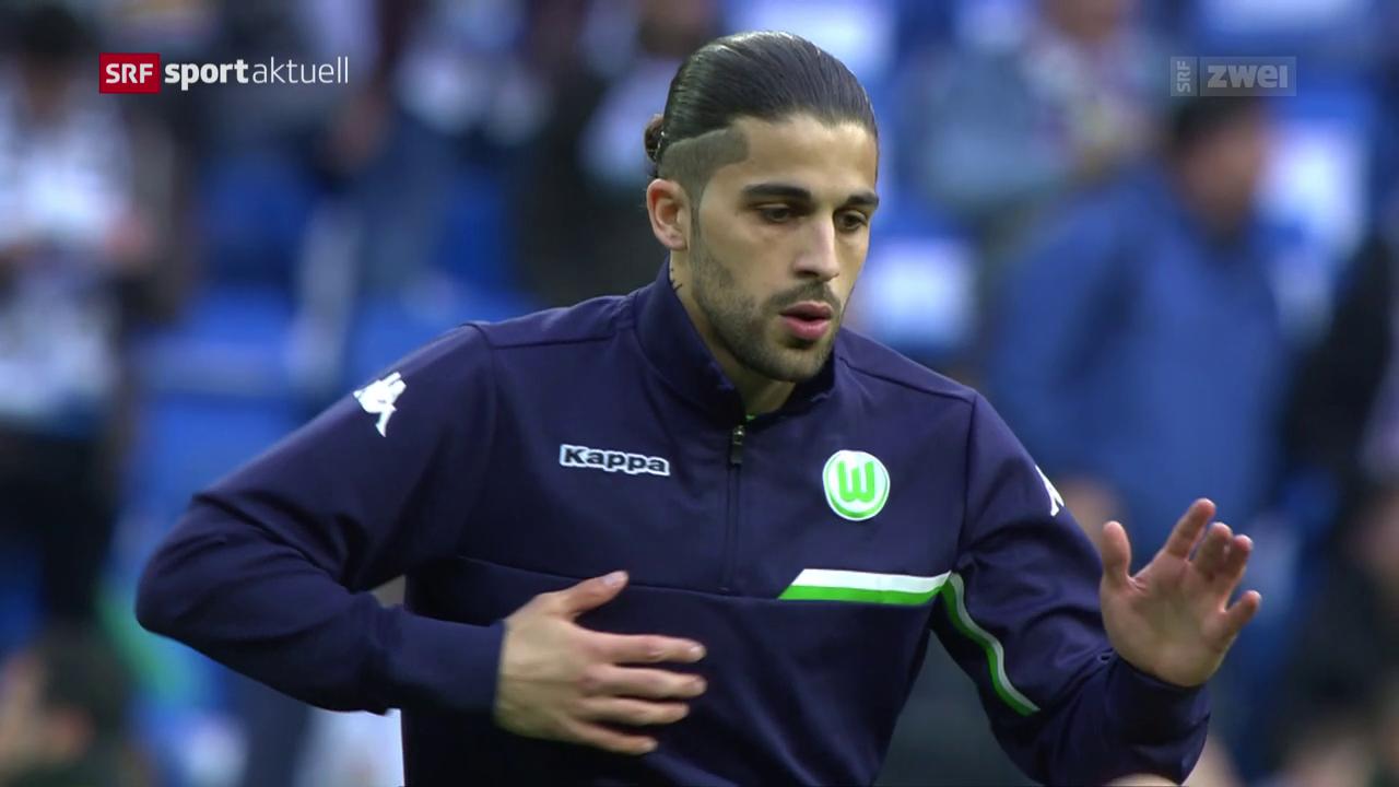 Rodriguez vor Wechsel zur AC Milan