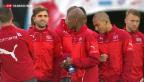 Video «Schweiz gegen Slowenien in Basel» abspielen