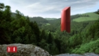 Video «Station Ident SRF 1: Wasserfall» abspielen