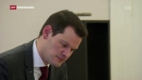 Video «Pierre Maudet unter Druck» abspielen
