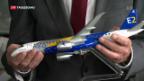 Video «Neue Luftfahrt-Trends» abspielen