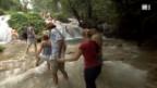 Video «Der Ausflug zu den Fällen von Mele» abspielen