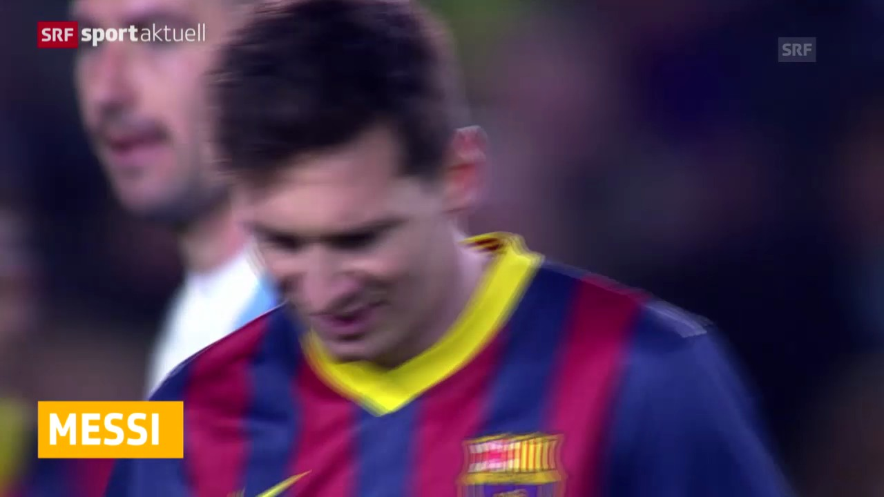 Fussball: Messi bleibt bei Barça («sportaktuell»)