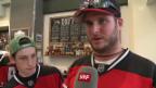 Video «Was Devils-Fans über Hischier wissen» abspielen