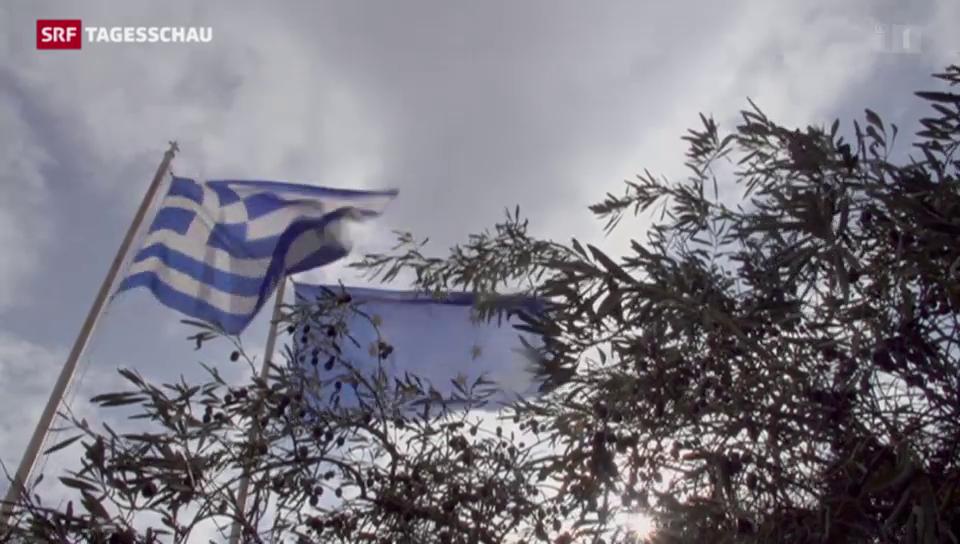 Der Bittbrief aus Athen