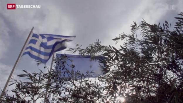 Video «Der Bittbrief aus Athen» abspielen