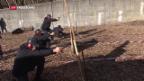 Video «Schweizer Garde trainiert im Tessin» abspielen