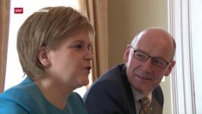 Video «Schottland: wie weiter?» abspielen