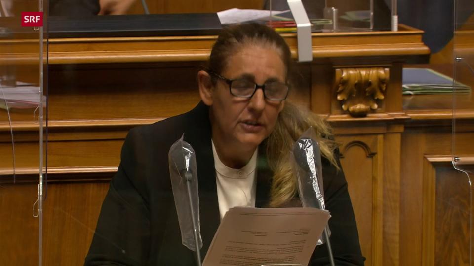 Badran: «Die Zölle sind definitiv kein relevanter Kostentreiber»