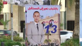 Video «Libyen wählt ein neues Parlament» abspielen