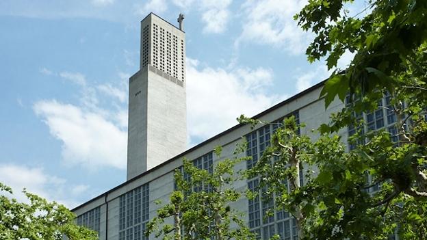 Glockengeläut der Kirche St. Anton, Basel