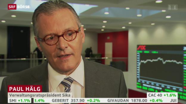 Video «SRF Börse vom 26.02.2016» abspielen