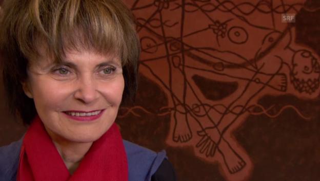 Video «Micheline Calmy-Rey über ihre Arbeit als Professorin» abspielen