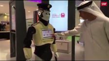 Link öffnet eine Lightbox. Video Robocops – bald Realität? abspielen