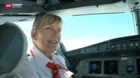 Video «Schweizer Flugpionierin» abspielen