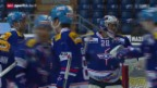 Video «Eishockey: Kloten - Rapperswil-Jona Lakers» abspielen