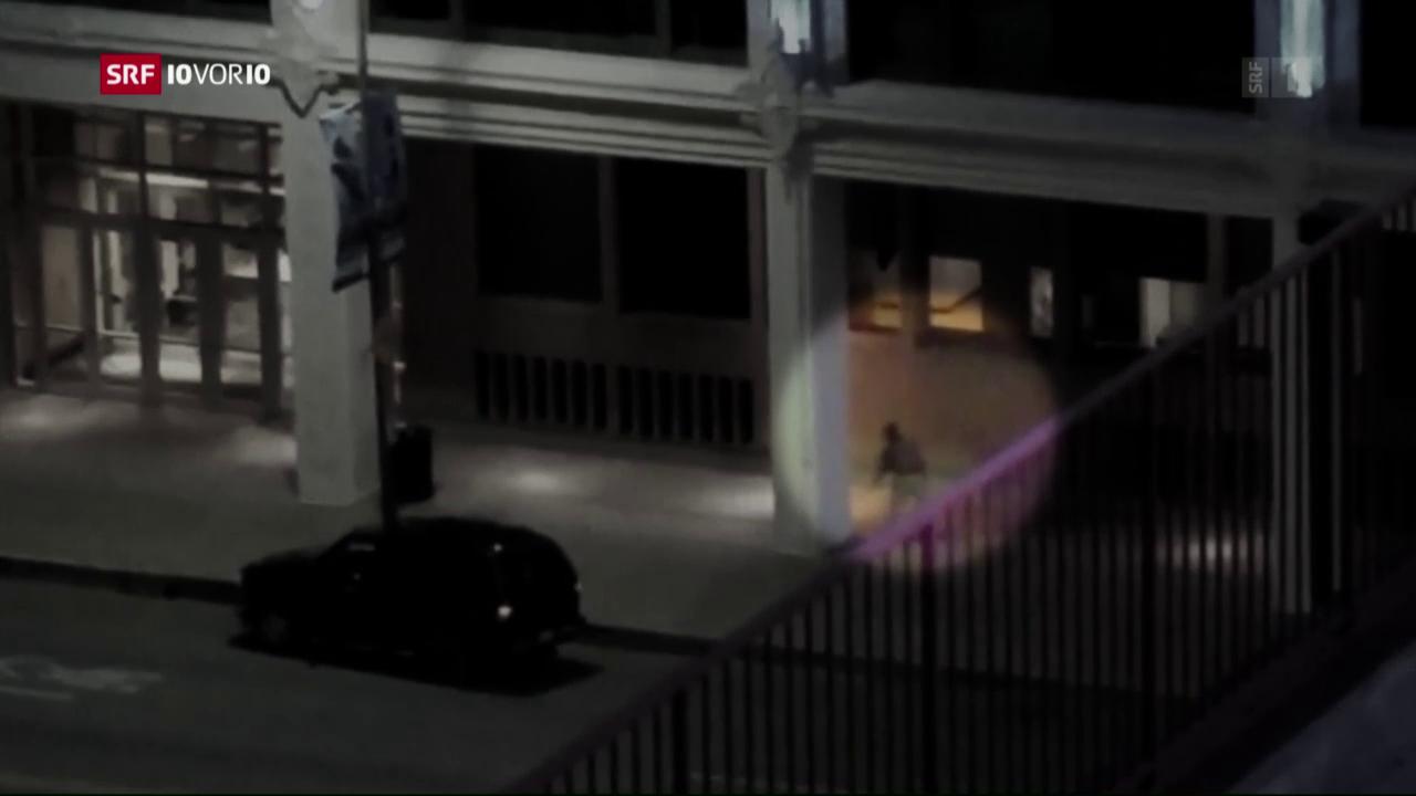 FOKUS: Polizistenmorde in Dallas – Angreifer war US-Soldat