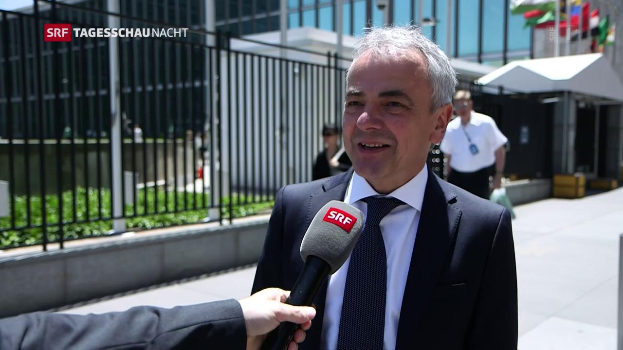Markus Schefer: «Die Wahl ist auch ein Signal an die Kantone»