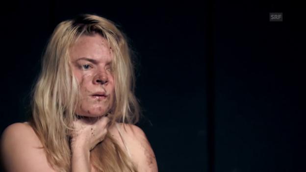 Video «2. Jahr: Anna im Stück «Zement».» abspielen