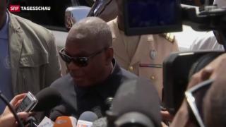 Video «Ausnahmezustand in Mali» abspielen