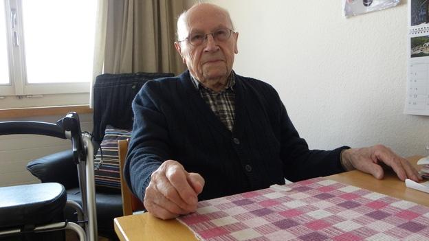 Alois Gutzwiler erzählt aus seinem langen Leben