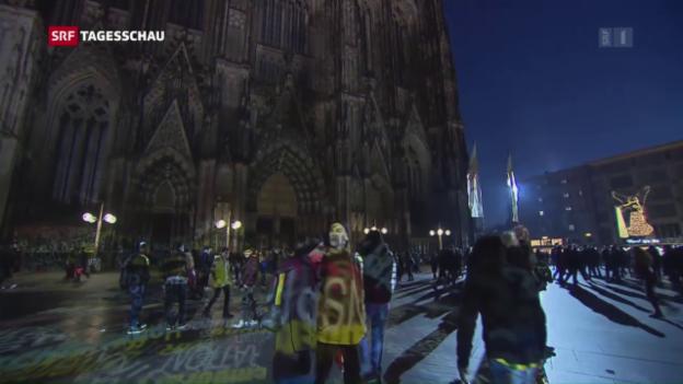 Video «Tagesschau vom 31.12.2016, 19:30» abspielen