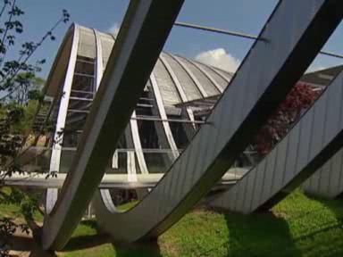 Zentrum Paul Klee eröffnet