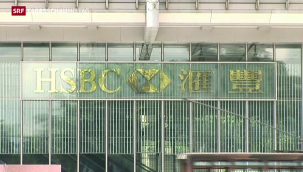 Video «Stellenabbau bei HSBC» abspielen