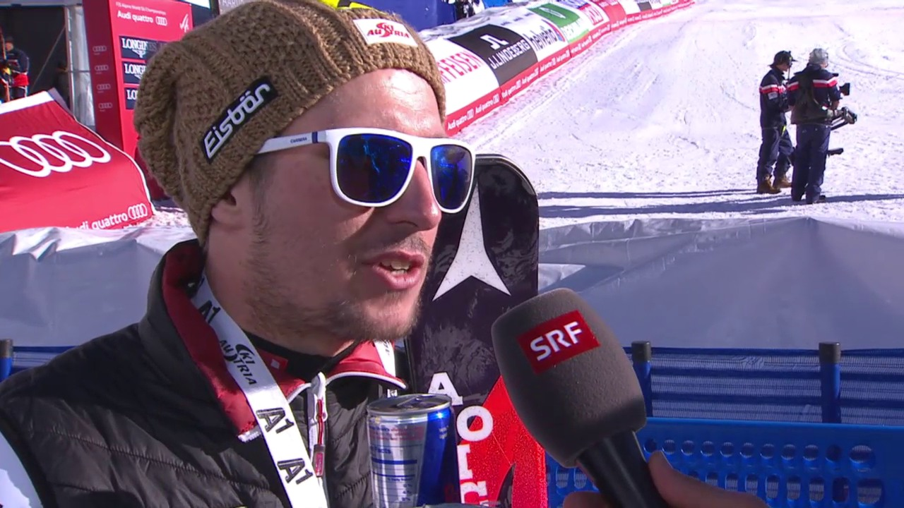 Interview mit Marcel Hirscher