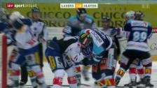 Video «Eishockey: NLA, Lakers- Kloten» abspielen