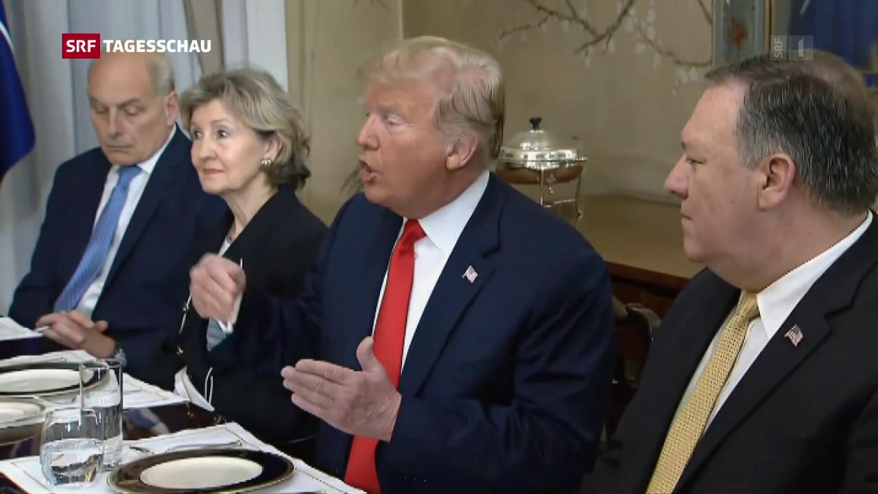 Eklat am Nato-Gipfel